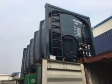 Tank Container Exported to Europe