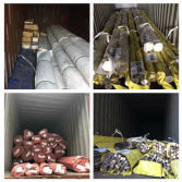 Packing Of Stainless Steel Bar
