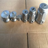 Stainless Steel Casting Hydraulic Pipe Fitting with Machining