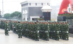 Military Management in our Company