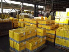 SDLG Spare parts warehouse