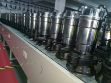 WQD Sewgae submersible pump stainless steel