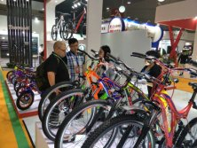 May. 2017 Shanghai Bicycle Fair