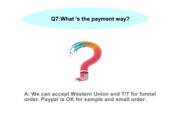 What ′s the payment way?