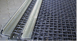 Rock Crusher Sieving Screen Mesh