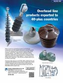 High voltage products Magazine AD