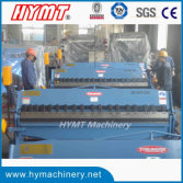 W62Y-5x2500 hydraulic folding machine for STEEL brand