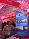 Texitile trade fair in Bangladesh