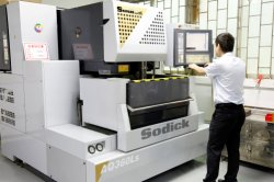 Manufacturing Equipment- WEDM