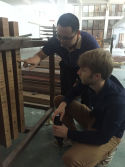 Sourcing Doors in the factory