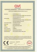 CE certificate for Automatic Circle Saw Blade Grinding Machine