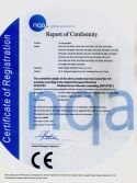 CE Certificate-Operating Pendant