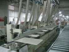 OPPEIN Factory Main Facilities---Automatic Grit Edge Machine