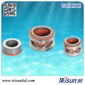 Type 2100 and Type 2100K seals, milk pump seals