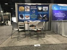 SATELLITE2017, Booth No. 222