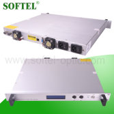 1550nm Erbium-doped Optical Fiber Amplifier, SOA1550 Fiber Optical EDFA 13-26 dB