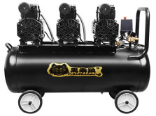 3X1400W 90L high speed air compressor