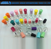 Thousands Glass Nail Polish Bottle with Color Cap