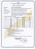CE certificate for Cut to length Machine