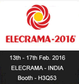 Fatech will attend Elecrama India 2016