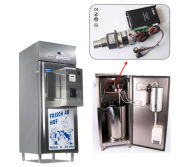 TOPSFLO Magnetic Geer Pump for Raw Milk Vending Machine