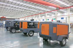 DCY-25.5/20 air compressor for water well drilling rig