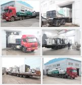 2016.01 Feed Line Send To Shandong Province, China