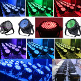 Outdoor Waterproof RGB 3in1 54X3w LED PAR Can Stage Light