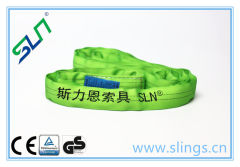 2017 Endless Green 2T*5m Round sling with CE/GS