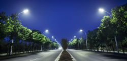 STREET LIGHTING PROJECT, NANJING, CHINA, 2016