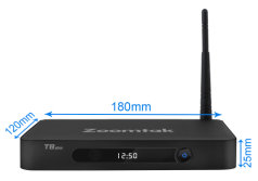 T8 Plus tv box