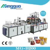 MG-B200 Popcorn Cup/Paper Bucket Forming Machine