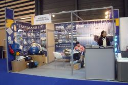 The World Spa and Private Swimming Pool Show 2008 (France)