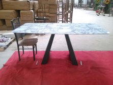 Marble like table top -1