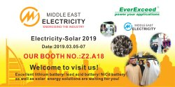 Welcome to visit EverExceed middle east electricity??Expo-2019