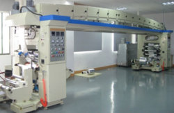 RFID label antenna production line