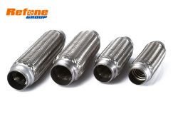Refone exhaust flexible pipe
