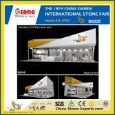 Welcome to Visit B6028 of Xiamen Stone Fair 2019