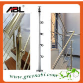 Stainless Steel Pipe Railing Post Sales Promotion