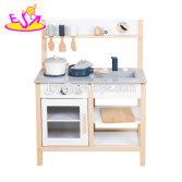 New wooden toy kitchen set for kids