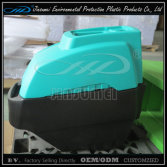 rotational molding PE plastic parts for auto sweepers