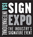 ISA International Sign Expo 2018