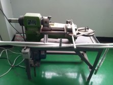 Gauge Lathe Machine