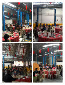 2016 SHUNLI Company′s Chinese New Year Dinner Party