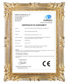 CE Certificate Of Glass Shape Edging Machine