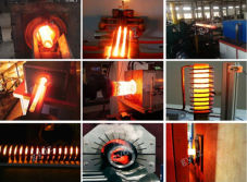 Induction Heater For Forging