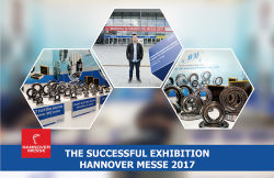 The successful Exhibition of Hannover Messe 2017
