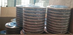 plastic package flap discs