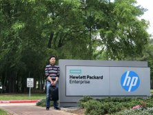HP head office
