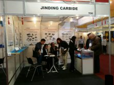 2015M&T Brazil Fair for Tungsten Carbide